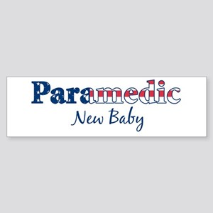 Paramedic New Baby Bumper Sticker