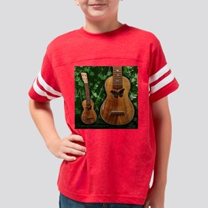 DaSilva Ukulele Youth Football Shirt
