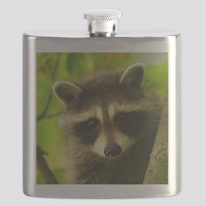 raccoon Flask