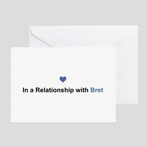Bret Relationship Greeting Card