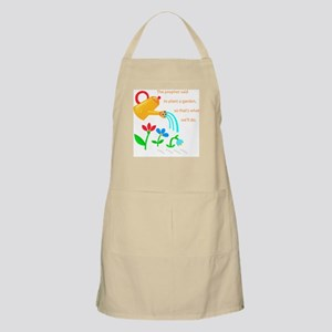 The Prophet Said to Plant a G BBQ Apron