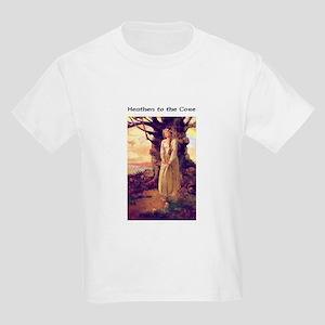 "IDUNN ""Heathen to the Core"" Kids T-Shirt"