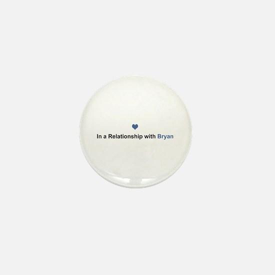 Bryan Relationship Mini Button