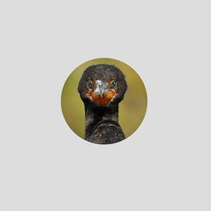 Cormorant Attitude Mini Button