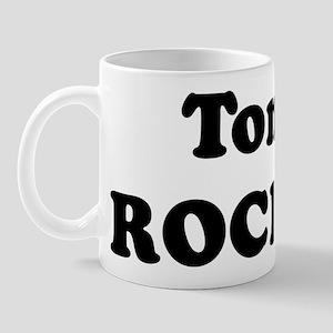 Tom Rocks! Mug