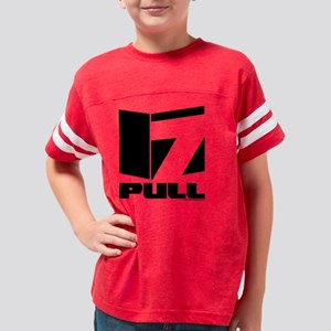 BUILDING 7 PULL IT Youth Football Shirt