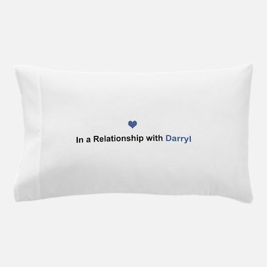 Darryl Relationship Pillow Case
