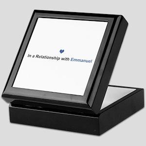 Emmanuel Relationship Keepsake Box