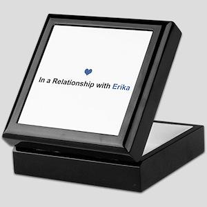 Erika Relationship Keepsake Box