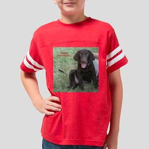 fergusKommandoYardVert Youth Football Shirt
