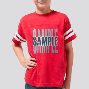 sample Youth Football Shirt