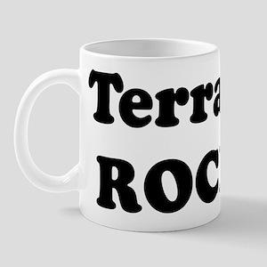 Terrance Rocks! Mug