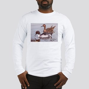 Pintail Pair Long Sleeve T-Shirt