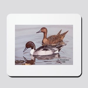 Pintail Pair of Ducks Mousepad