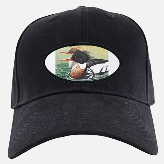 Merganser Ducks Baseball Hat