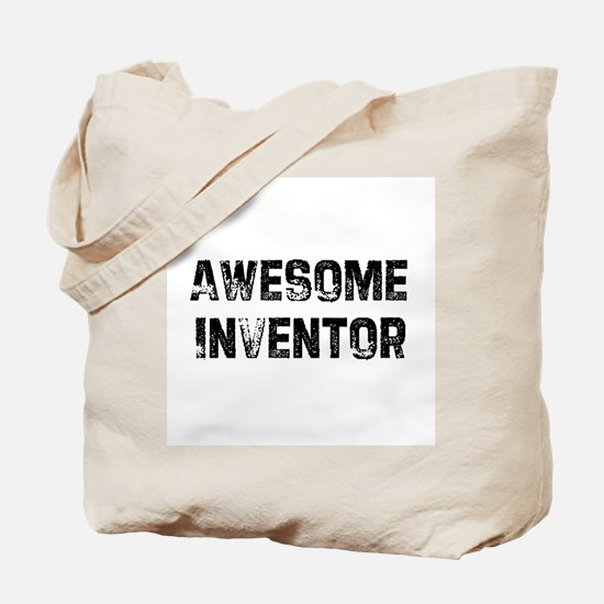 Awesome Inventor Tote Bag