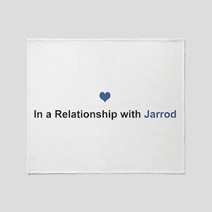 Jarrod Relationship Throw Blanket