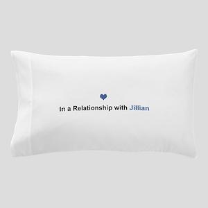 Jillian Relationship Pillow Case