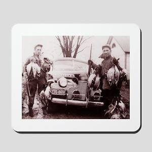 Duck Hunting 1939 Mousepad