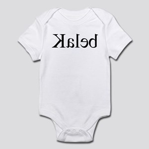 Kaleb: Mirror Infant Bodysuit