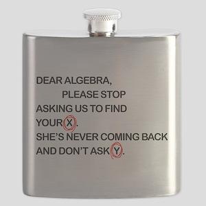 Cute Dear Algebra Flask