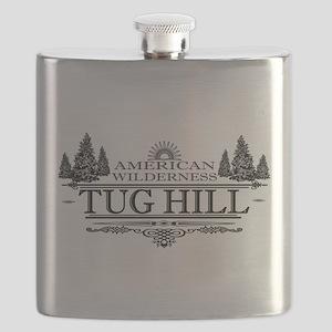 AMERICAN WILDERNESS Black Flask