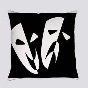 Stage Masks Everyday Pillow