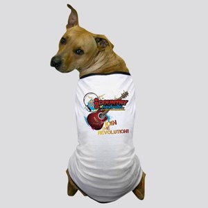 Join the Revolution Dog T-Shirt