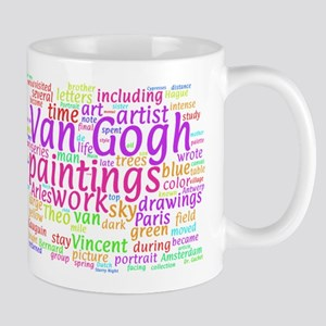Van Gogh Concept Cloud Mugs