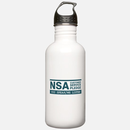 The NSA Water Bottle