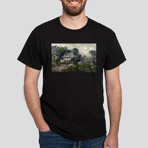 American homestead summer - 1868 T-Shirt