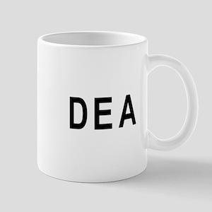 Breaking Bad DEA Coffee Mug