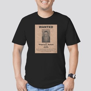 Popcorn Sutton Wanted Poster by McMinnie T-Shirt