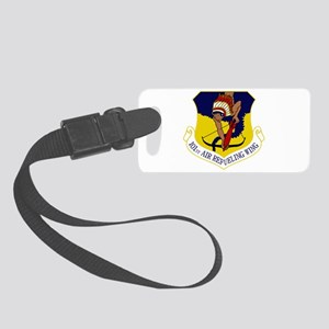 101st ARW Small Luggage Tag