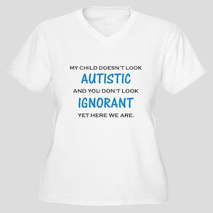 YetHereWeAre Plus Size T-Shirt