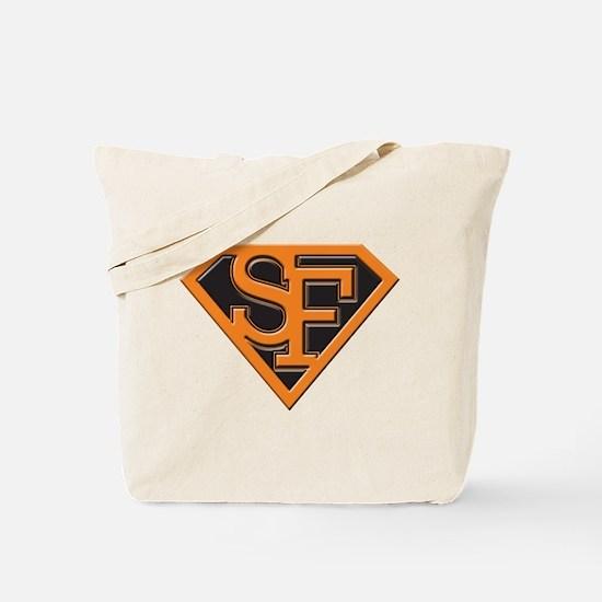 Super Sf Tote Bag