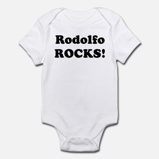 Rodolfo Rocks! Infant Bodysuit