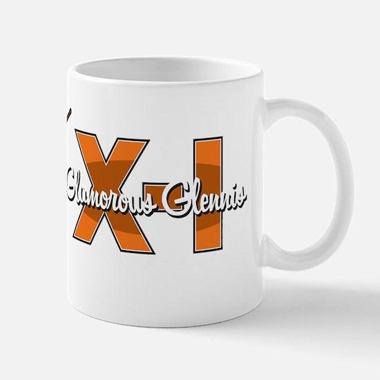 Glamorous Glennis Chuck Yeager x-1 Mug