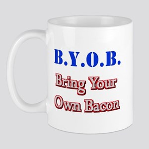 BYOB Bacon Mug