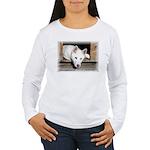 Cracker Women's Long Sleeve T-Shirt