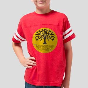 2-wendellb_dark Youth Football Shirt