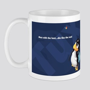 full_messwithtux Mugs