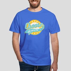 Choose Happy Dark T-Shirt
