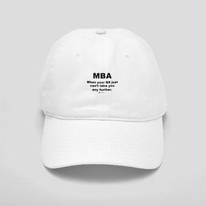 MBA, not BS - Cap