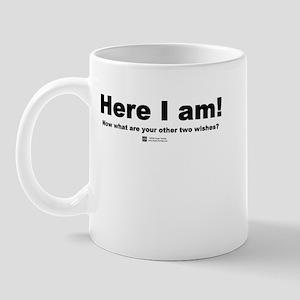 Here I am! -  Mug