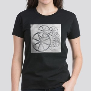 Movie Reel Grunge T-Shirt
