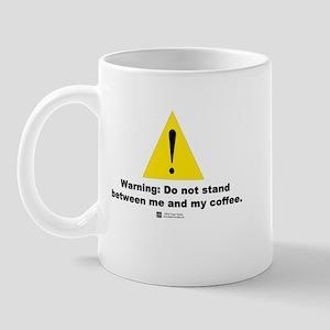 Coffee Warning -  Mug