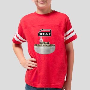 BeatCausePrimaryBiliaryCirrho Youth Football Shirt