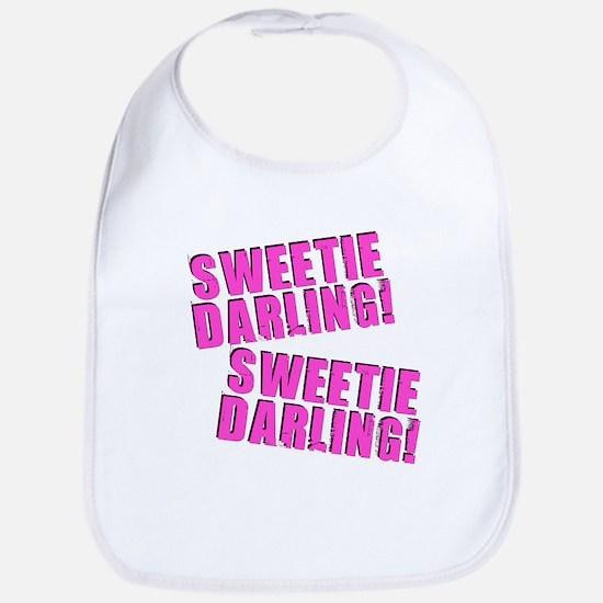 Sweetie Darling! Bib