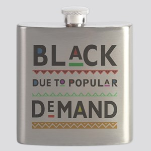 Afrocentric tee Flask